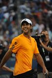 Verdasco Fernando at US Open 2009 (43) stock images