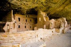 verde мезы жилища скалы Стоковое Изображение