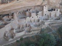 verde мезы жилищ скалы Стоковые Фото