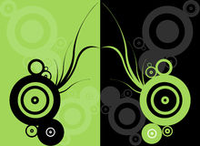 Verde Imagens de Stock
