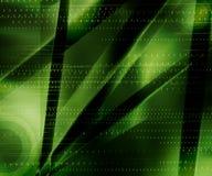 verde 3D Fotos de archivo libres de regalías