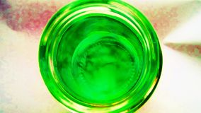 Verde Immagine Stock