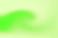 Verde abstracto Foto de archivo libre de regalías