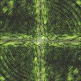 Verde abstracto stock de ilustración