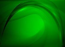 Verde abstracto del fondo Imágenes de archivo libres de regalías