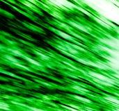 Verde abstrato Fotografia de Stock Royalty Free