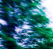 Verde abstrato Imagens de Stock