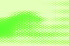 Verde abstrato Foto de Stock Royalty Free
