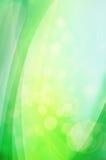 Verde abstrato do fundo Fotos de Stock Royalty Free