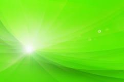 Verde abstrato do fundo Fotografia de Stock Royalty Free