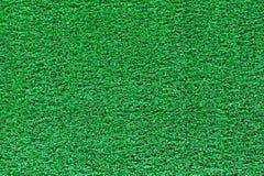 Verde artificiale della priorità bassa dell'erba Fotografie Stock