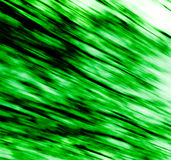Verde astratto Fotografia Stock Libera da Diritti