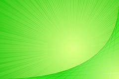 Verde astratto illustrazione vettoriale