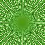 Verde astratto del fondo Fotografia Stock