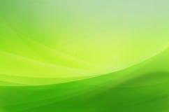 Verde astratto della priorità bassa Fotografie Stock Libere da Diritti