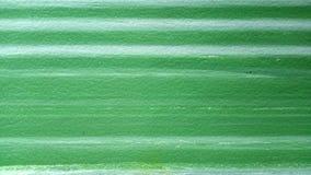 Verde astratto di struttura del fondo e pendenza orizzontale bianca leggera delle bande fotografia stock