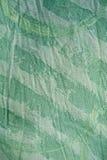 Verde Atar-teña la textura Fotografía de archivo