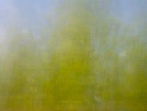 Verde blu Immagine Stock