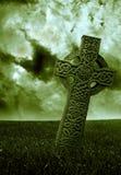 Verde céltico Fotografía de archivo libre de regalías