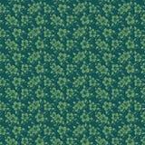 Verde da decoração do teste padrão Fotos de Stock Royalty Free