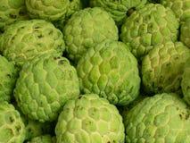 Verde da fruta Fotografia de Stock