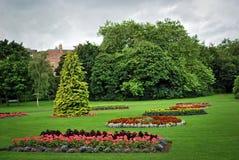 Verde de Dublin, St Stephen Imagens de Stock