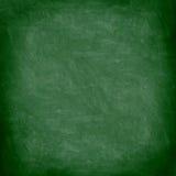 Verde de la pizarra de la pizarra Imagen de archivo libre de regalías