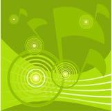 Verde de las muestras Imágenes de archivo libres de regalías