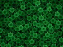 Verde de P ilustración del vector