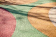 Textura de tierra colorida Imagen de archivo libre de regalías