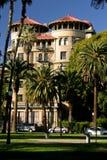 Verde del castello, Pasadena CA Immagini Stock Libere da Diritti