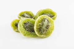 Verde del kiwi Fotografia Stock Libera da Diritti