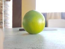 Verde del limone del Marocco Agadir di agricoltura fotografia stock