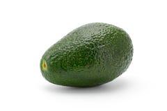 Verde del mango su bianco Immagine Stock Libera da Diritti
