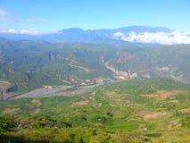 Verde del paisaje Imagenes de archivo