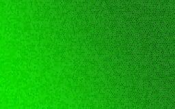 Verde del papel pintado de Mosaik Fotografía de archivo