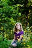 Verde del verano Fotografía de archivo libre de regalías
