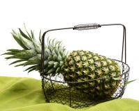 Verde dell'ananas Immagini Stock Libere da Diritti