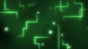 Verde della BG Line01 video d archivio