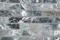 Verde della parete della malachite per il contesto Fotografia Stock
