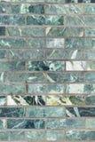 Verde della parete della malachite per il contesto Fotografia Stock Libera da Diritti