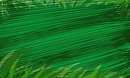 Verde della priorità bassa Fotografia Stock
