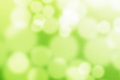 Verde di Abstact Fotografie Stock