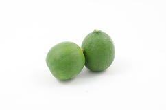 Verde di calce Immagini Stock