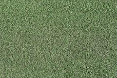 verde di erba artificiale Fotografie Stock