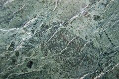 Verde di marmo Immagine Stock