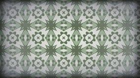 Verde e imagen de Gray Vintage Ornament Background Pattern stock de ilustración