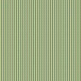 Verde e listra retro do ouro Fotos de Stock