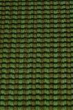 Verde e textura da tela de Brown Fotografia de Stock Royalty Free