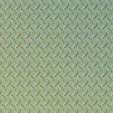 Verde e zolla del diamante dell'oro Fotografie Stock